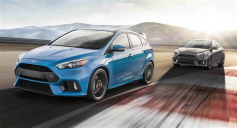 Ford Focus Rs Price In Usa by Ford Sold 16 Focus Rs Cars Daily On Average In The Usa