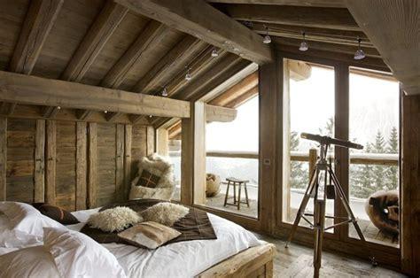 elegance alpine dun chalet  courchevel galerie
