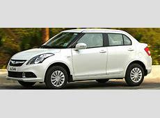 Car Rental Maruti Swift Dzire, economy car hire, india by