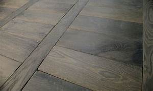 parquet en chene vieilli ornemental echelle collection With parquet en echelle