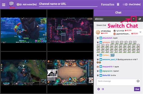 How To Watch Multiple Twitch Streams At Once
