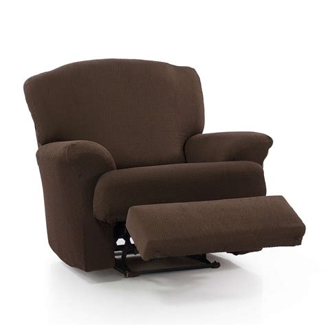 Recliner Armchair Covers by 1 Seater Recliner Armchair Slipcover Stretch Elastic Sofa