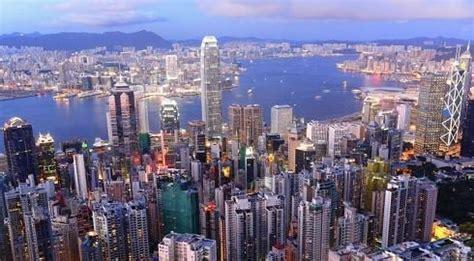hong kong menjadi kota   dikunjungi  dunia