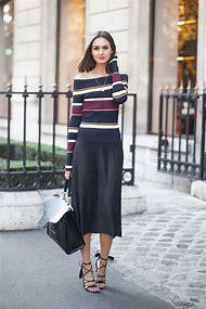 Skirt Street Style Fashion