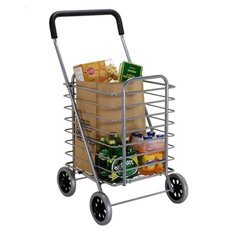 aluminum shopping cart liner  container store