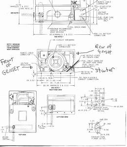 Onan Emerald 1 Genset Wiring Diagram