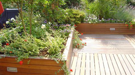 giardini in terrazza progettazione giardini pensili