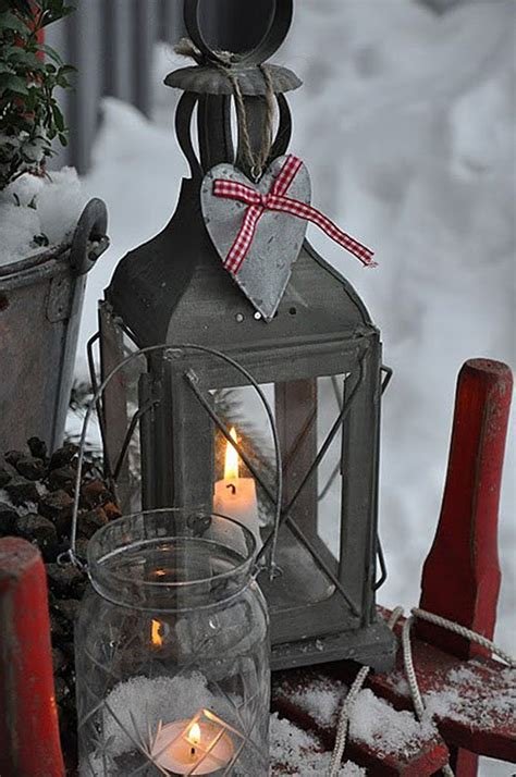 scandinavian christmas outdoor lighting