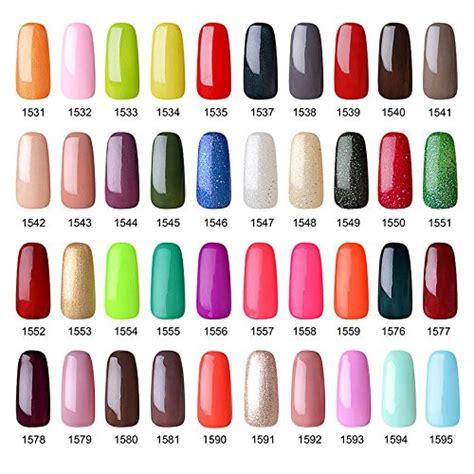 professional nail colors vishine gelpolish professional manicure salon uv led soak