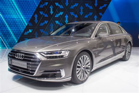 2019 Audi A8 by 2019 Audi A8 Preview