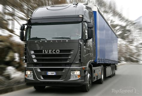 2007 Iveco Stralis Review