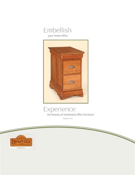 30134 made in usa furniture experience office furniture simplebooklet