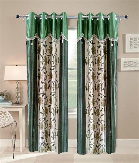 homefab india set of 4 window eyelet curtains buy