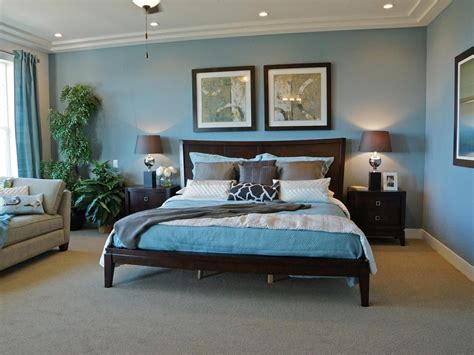 soothing  stately  traditional bedroom pairs dark