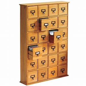 Library, 456, Cd, Wood, Storage, Cabinet