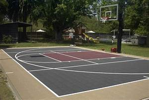 25 best ideas about backyard basketball court on With outdoor basketball court template