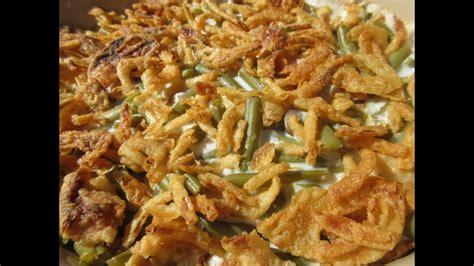 frenchs famous green bean casserole    green