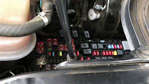 How To Remove Your Fuse Box Cover On A Ford F250