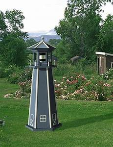 Gazebo design plans woodworking plans lighthouse for Garden lighthouse plans free
