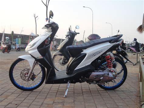 Motor Thailook Beat by Koleksi Modifikasi Motor Matic Ala Thailook Terbaru