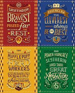 Hogwarts Houses Maisons de Poudlard Harry Potter