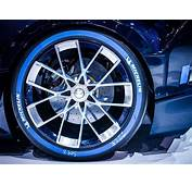 Bugatti Vision Gran Turismo Wheel Rim Close Up  NO Car