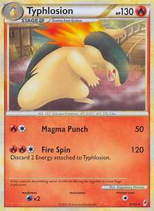 Typhlosion (Call of Legends CL 35)