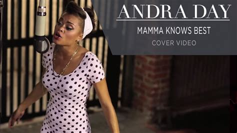 jessie  mamma   cover andra day youtube