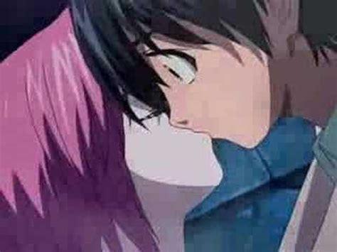 anime kissing youtube