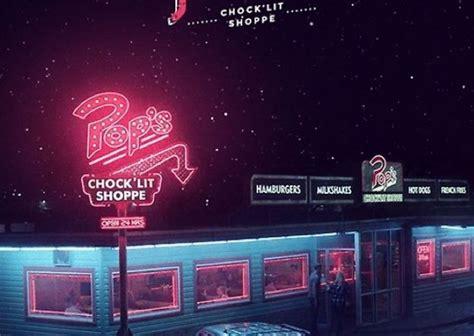 pops riverdale diner audio atmosphere