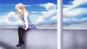 mashiro, shiina, anime, wallpapers