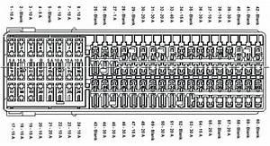 2013 Volkswagen Jetta Fuse Diagram