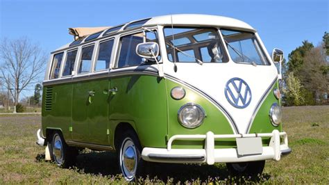 Vw Bus From That '70s Show Could Make Record-breaking