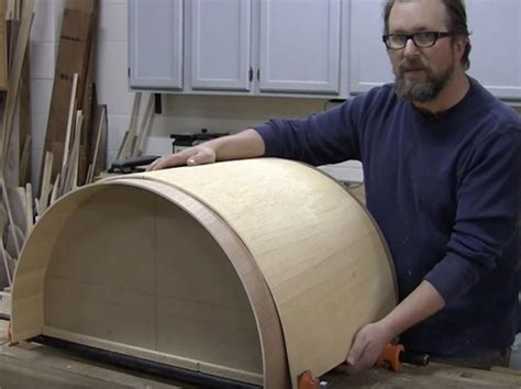 curving bendable plywood   form woodworking