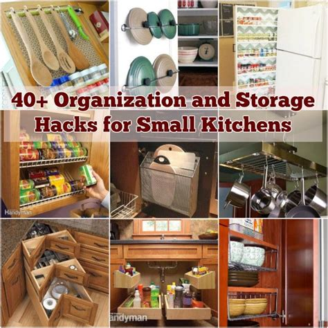 small kitchen organization ideas 40 organization and storage hacks for small kitchens 5487