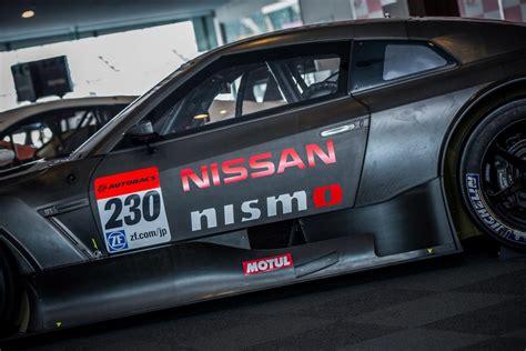 nissan nismo race car 2014 nissan gt r nismo gt500 super gt race car revealed