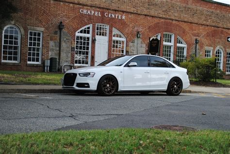 Poweredbyaudi7's 2014 B8.5 A4 Build