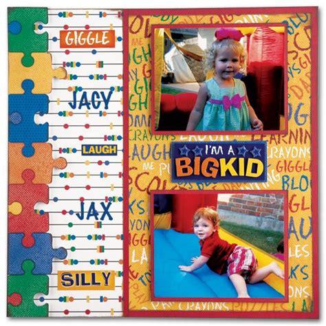 baby boy scrapbook page ideas scrapbooking ideas