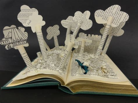 bayside high students create book sculptures  core