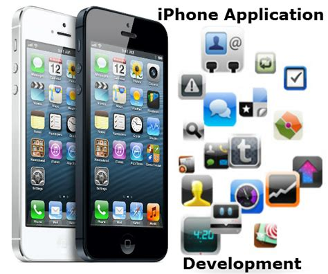 struggling with your business adopt iphone application