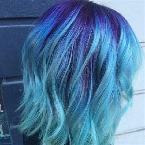 Silver Purple Ombre Hair 31042 Usbdata
