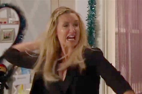coronation street viewers blast shameful show  eva