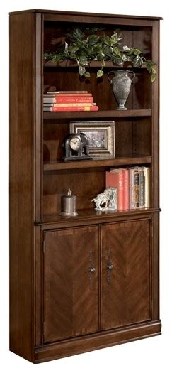 Hamlyn Bookcase by Hamlyn Large Door Bookcase H527 18 Bookcases