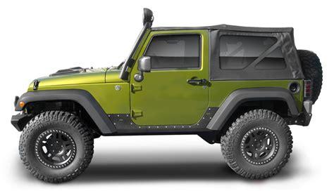 jeep wrangler 2 door soft top all things jeep jeep wrangler jk 2 door 2007 2018 soft