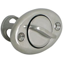 Boat Drain Plug O Ring by Attwood 7 8 Quot Stainless Steel Garboard Drain Plug West Marine