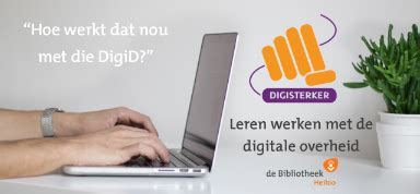 werken met de digitale overheid beginnerscursus
