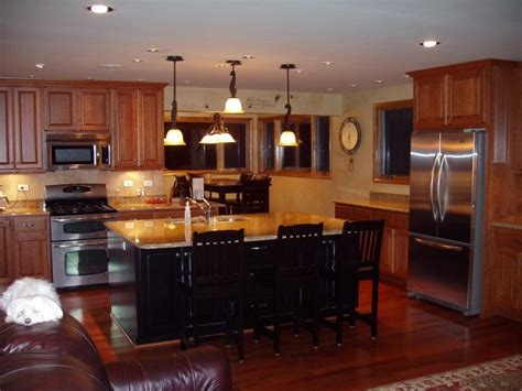 kitchens with bars and islands the anatomy of a kitchen island 8780