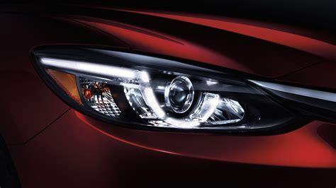 2018 Mazda 6 Headlight Full Hd Wallpaper  Latest Cars