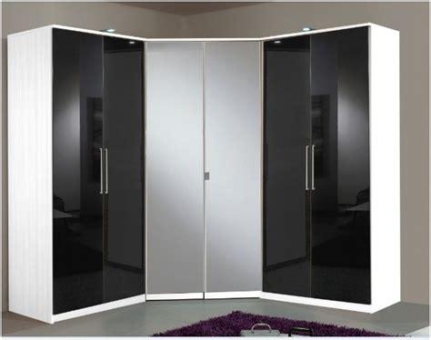 Mirrored Wardrobes For Sale by Berlin 2 Door Corner German Wardrobe With Mirror Doors