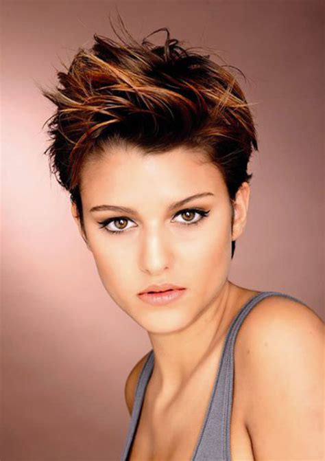 Cool Pixie Hairstyles by 24 Cool And Easy Hairstyles Styles Weekly
